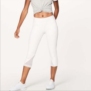 lululemon athletica Pants - Brand new with tags sweat your heart out crop